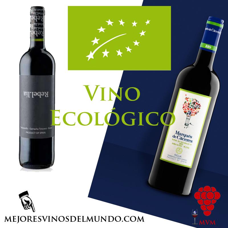 Descubre los vinos ecológicos. Cada vez están más cerca y son ya una alternativa real.