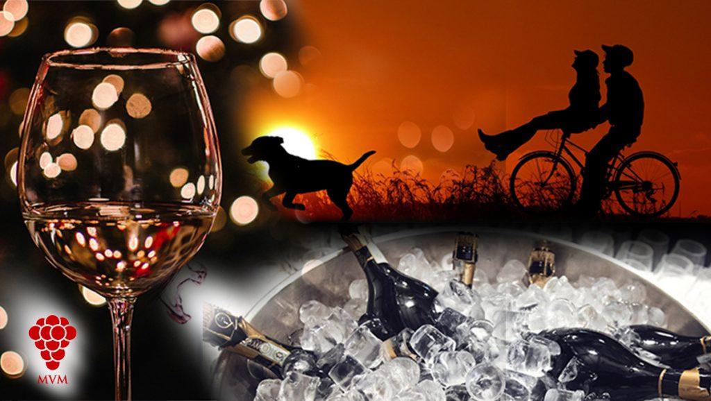 Los vinos son para el verano ¿parece el título de una obra de teatro? quizás no pero en realidad son otra forma de refrescarnos en verano.