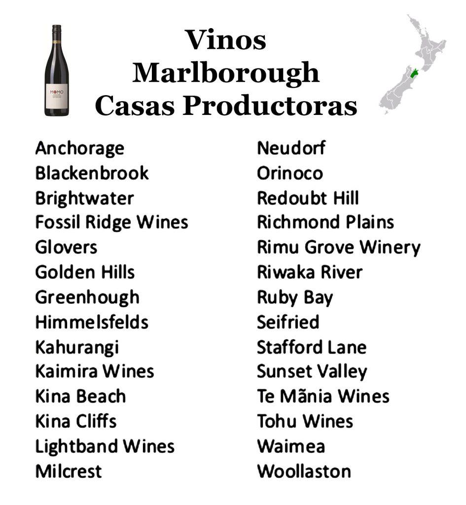 La región de Marlborough es la principal productora de vino neozelandés. Se desarrolló a finales del S.XX  en una arriesgada apuesta de Montana Wines (Brancott State) que finalmente resultó acertada.  ahora Marlborough es reconocido y valorado a nivel mundial.
