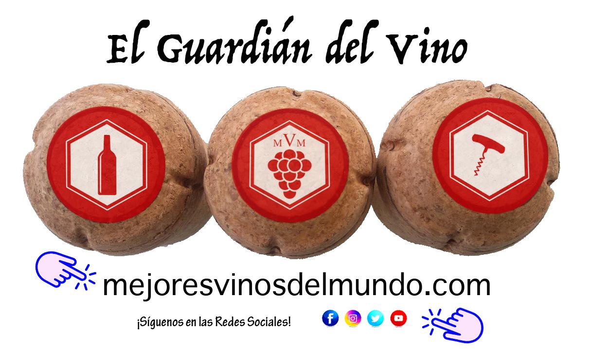 El guardián del vino, el corcho, es el jefe que que preserva la crianza del vino.