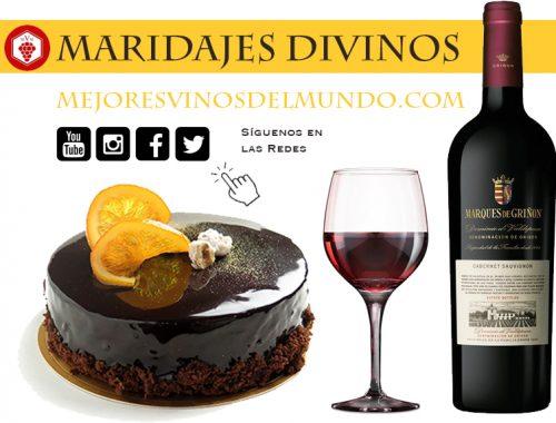 Maridajes divinos son aquellos en los que la comida y el vino son más que la suma de las partes