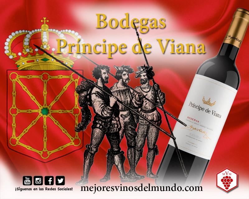 Bodegas Príncipe de Viana desde la tradición y el fuerte compromiso con el medio, la vid y la calidad