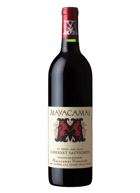 En la 2ª posición de Wine Spectator tenemos al vino californiano Cabernet Sauvignon Mount Veeder 2015.
