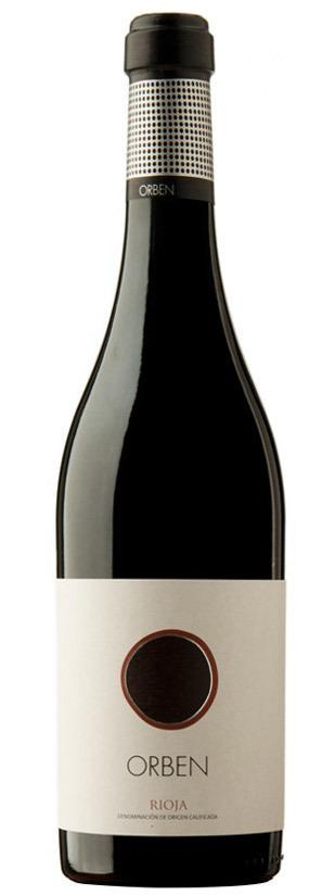 El primer vino español que aparece en la lista de Wine Spectator 2019 es Orbe 2016 del Grupo Artevino.