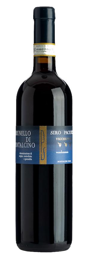 Para James Suckling el primer lugar de los mejores vinos del mundo 2019 lo ocupa SIRO PACENTI BRUNELLO DI MONTALCINO VECCHIE VIGNE 2015.