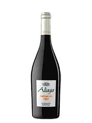 Aliaga Garnacha Vieja es un vino rotundo, aromático y goloso.