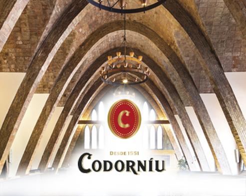 Bodegas Codorníu es la bodega más antigua de España. Fue fundada por Jaume Codorníu en 1551 en Sant Sadurní D,Anoia, Cataluña.