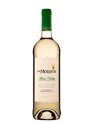Los Molinos de Airén-Verdejo es un vino fresco y afrutado, con aromas florales.