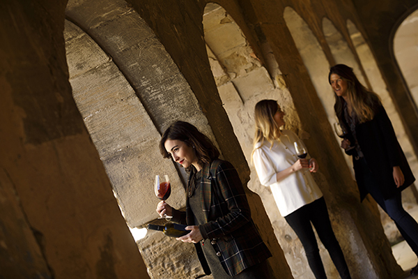 turistas internacionales eligen Rioja