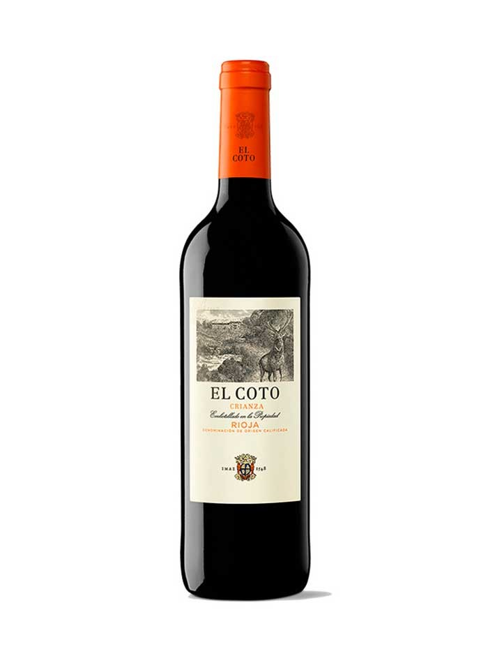 El Coto crianza 2011. Una buena elección para disfrutar de los placeres de la vida con una copa de vino, buena compañía y un lugar tranquilo.
