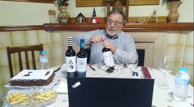 catas online DOP Jumilla - enologo Diego Cutillas