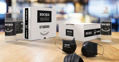 Kits dolidarios para la hostelería repartidos por DOCa Rioja