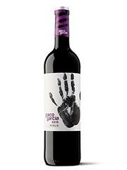 Este fin de semana disfrutamos con Paco García Seis. Un buen Rioja con el que vimos los primeros brotes en nuestro rosal.
