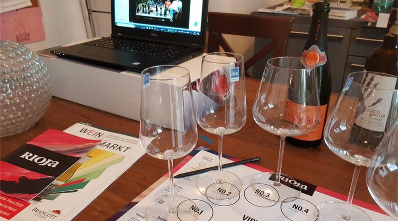 Rioja Mercados Internacionales cata vino