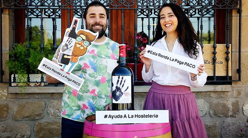 #EstaRondaLaPagaPACO de bodegas Paco García