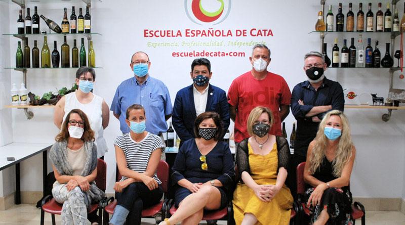 La Escuela Española de Cata de Madrid acogió esta primera edición del ENO-T Wine&Tourism