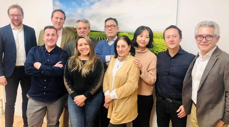 La bodega Rioja Alta galardonada como mejor exportadora en los premios Mercados del Vino