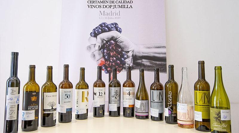 Vinos premiados en el 26 certamen de calidad de vinos Jumilla