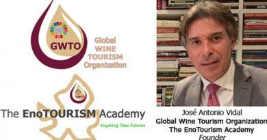 global wine tourism organizationy jose antonio vidal