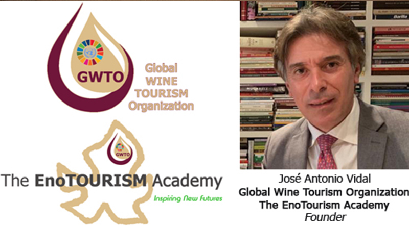 global wine tourism organizationy jose antonio vidal