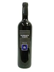 Inurrieta Norte. Un vino extraordinario. Intenso, con toques afrutados. Una delicia.