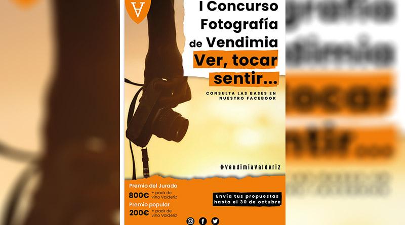 """Concurso de Fotografía de Vendimia """"Ver, sentir, tocar"""""""