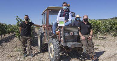 Dehesa de los Canónigos recibe el certificado viticultura ecológico