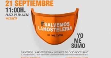 La Federación Empresarial Hostelería Valencia se moviliza para salvar la hostelería