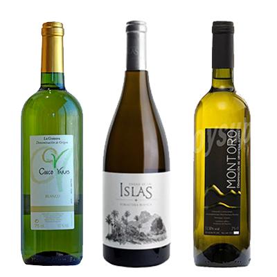 Tradicionalmente los vinos de La Gomera son blancos jóvenes. Pero está cambiando la tendencia hacia los no menos prometedores de uvas tintas.