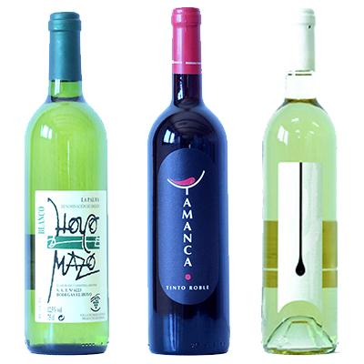 Los vinos de La Palma son producidos a partir de variedades como Negramoll, Almuñeco, listán y Albillo entre otras.