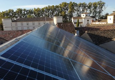 Castell del Remei hacia el autoconsumo después de las inversiones realizadas. Todo para contribuir todo lo posible en la lucha por prevalecer el medio ambiente.
