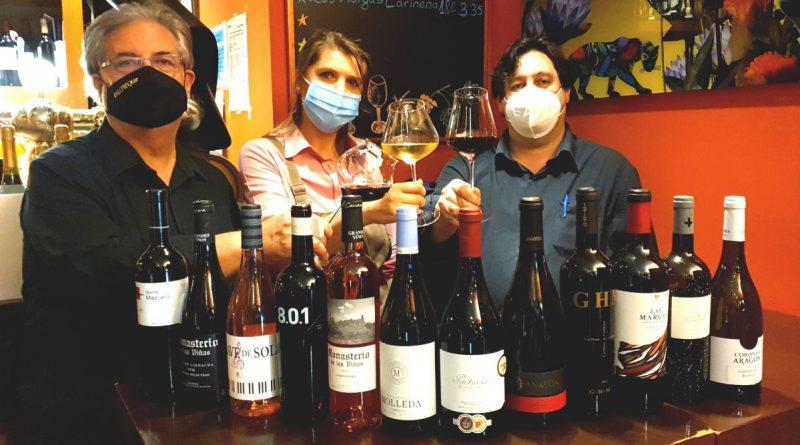 DOP Cariñena apoya a los bares con colecciones Premiun para solidarizarse con el sector en estos momentos de pandemia.