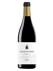 Estupendo vino de Vinos de Arganza. Mencía con 22 meses de crianza en barricas de roble francés y americano. Buen vino.