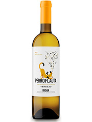 Vino fresco, musical y divertido. Verdejo DOCa Rioja optimista, alegre y muy agradable.