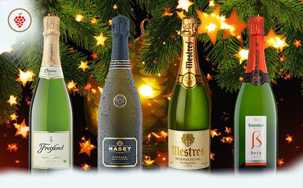 Los mejores Cavas para esta Navidad que hemos seleccionado y por menos de 15€ van a permitir brindar con la mejor de las alegrías porque lo necesitamos más que nunca.