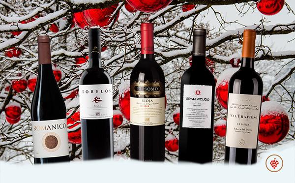Los mejores vinos tintos que os hemos seleccionados para combatir esta Navidad os van a dejar impresionados. Su relación Calidad Precio es altísima y todos merecen un gran brindis, sin duda. ¡Disfrútalos!