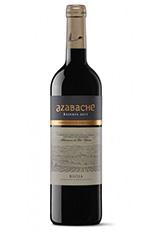 Azabache Reserva. Un vino armónico largo y agradable.
