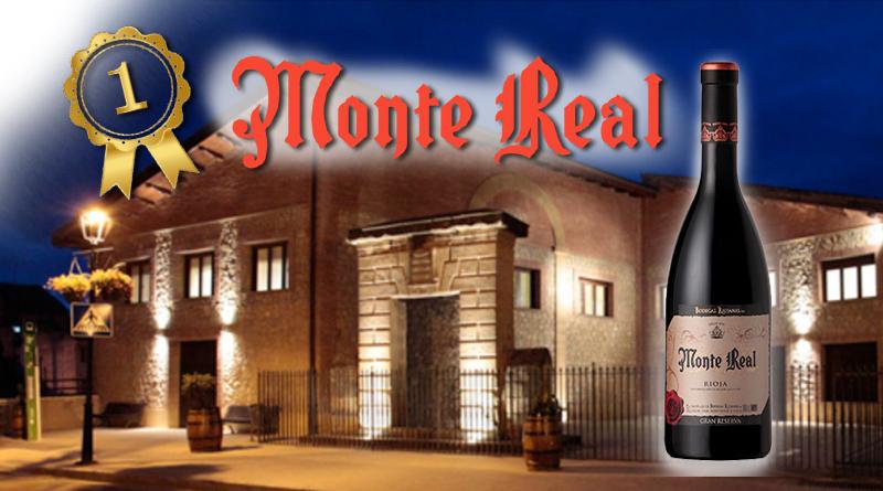 Monte Real 2012 Gran Reserva 2012 ha resultado ser el mejor vino de España según la prestigiosa revista Weinwirtschaft