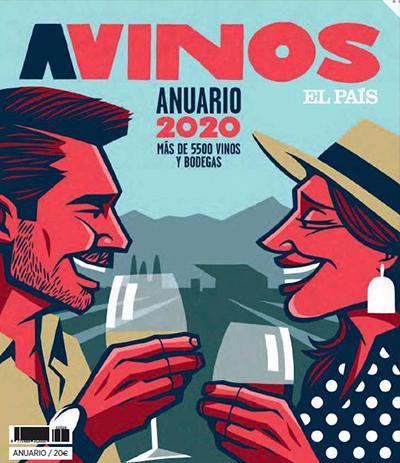 El Anuario de Vinos del periódico El País lo supervisan y dirigen los periodistas Pilar Molestina y Javier Rueda, con la colaboración de Luis García Torrens.