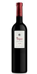 Fagus de Coto de Hayas es un vino con personalidad. Pertenece a una edición de 76000 botellas de la variedad garnacha. Muy bueno.