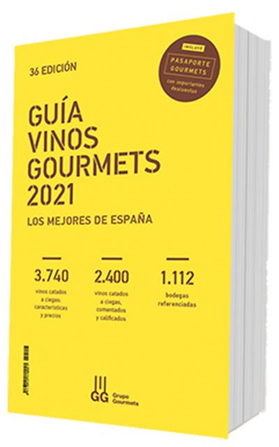 La Guía de Vinos Gourmet va por la edición 36 lo que la convierte en la más longeva de cuantas existen en España.