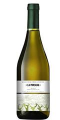 La Forcada Blanco DOCa Rioja un vino especial para degustar al calorcito de la chimenea.