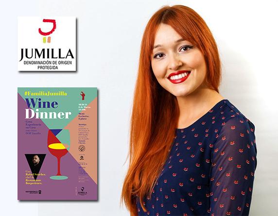 Los Chefs con los mejores vinos Jumilla tendrán la oportunidad de crear maridajes para comensales a domicilio. Un menú a domicilio. Se podrá acceder mediante zoom a la presentación que contará con la periodista gastronómica La Misquina.