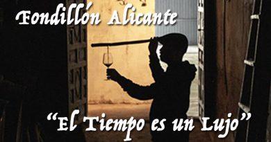El Tiempo es un lujo para el fondillón Alicante y la DOP Alicante estrena este documental en inglés y español para dar a conocer al mundo este vino único europeo.