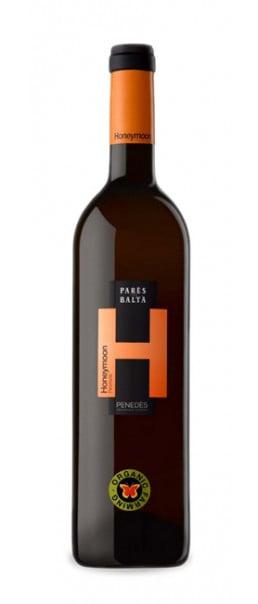 Pares Baltà Honeymoon, un vino blanco elegante y equilibrado con buena acidez. Además tiene un posgusto muy agradable.
